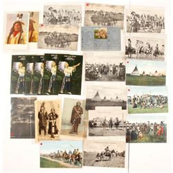 Native American Postcard Collection