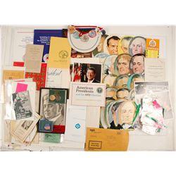 Grab Bag of Vintage Items & Ephemera