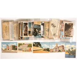 Misc. Souvenir Cards, Tickets, Coupons, & More