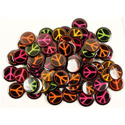 Peace Sign Button Horde