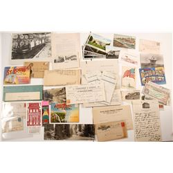 Postcards & General Americana