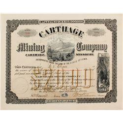 Carthage Mining Stock