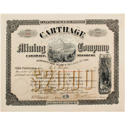 Carthage Mining Stock