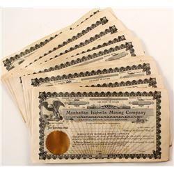 Manhattan Isabella Mining Company Archive