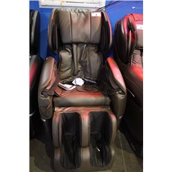 BROWN BEST MASSAGE MODEL BM EC77 MASSAGE CHAIR