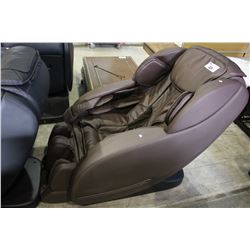BROWN BEST MASSAGE MODEL BM E190 MASSAGE CHAIR