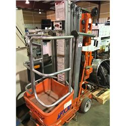 SKYJACK SJPX30 300LBS 45' ELECTRIC MAN LIFT WITH CHARGER
