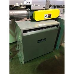 REX BA75JM 3 PHASE ISO 600V TRANSFORMER