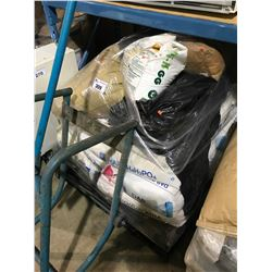 PALLET OF ASSORTED NITRATE AND FERTILIZER
