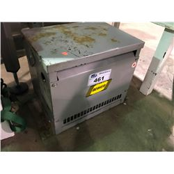 BEAVER R30JH 3 PHASE AUTOMATIC TRANSFORMER