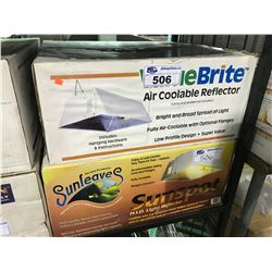 VALUE BRIGHT AND SUN SPOT AIR COOLABLE REFLECTOR LAMP