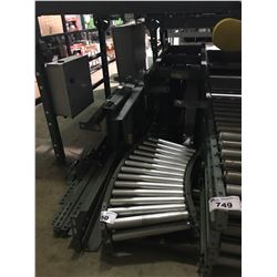 ASSORTED SMALL ROLLER CONVEYOR AND LEGS