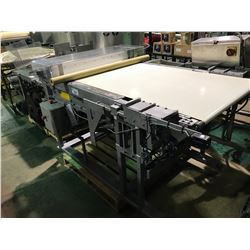 "UNIVEYOR 34"" FOOD SEPARATOR TABLE"