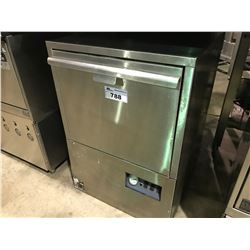 MOYER DIEBEL STAINLESS STEEL UNDER COUNTER DISHWASHER