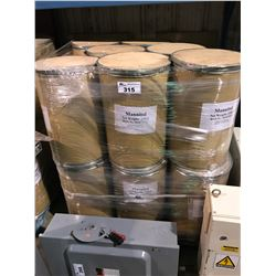 PALLET OF MANNITOL