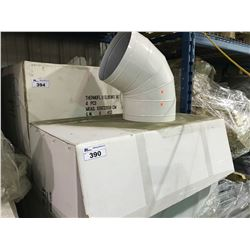 "BOX OF 4 THERMOFLO 14"" ELBOW"