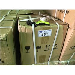 BOX OF 4 1000W GOLD ELECTRONIC LIGHTING BALLAST
