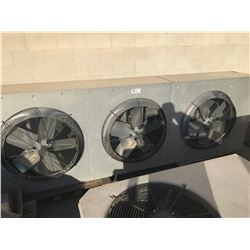 LIEBERT 3 HEAD CONDENSER FAN - MODEL: DCDL308-4