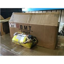 "BOX OF 10 2"" X 27' RATCHET TIE DOWN STRAPS"