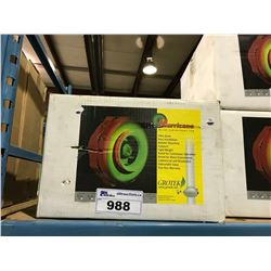 "GROTEK HURRICANE 10"" INLINE CENTRIFUGAL FAN"