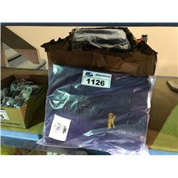 BOX OF APPROX, 20 CONDOR BIB OVERALLS SIZE MEDIUM