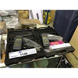 HANNA HI 9835 & MICROPRESSOR CONDUCTIVITY /TDS METER /HANNA PH METER