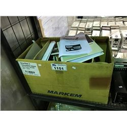 MARKEM SMARTDATE 3 INTERMITTENT AND CONTINUOUS THERMAL PRINTER