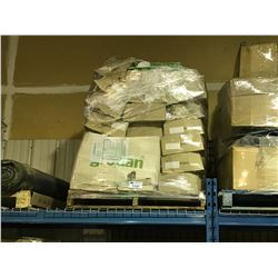 PALLET OF ASSORTED PLANT GROWTH PRODUCT & PLANTING PUCKS