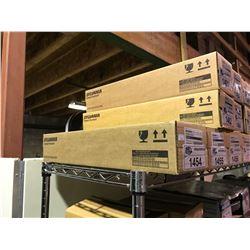 BOX OF 10  SYLVANIA DULUX L 55W FLUORESCENT LAMPS