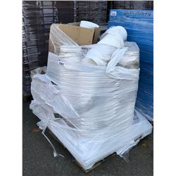 PALLET OF PLASTIC BUCKETS