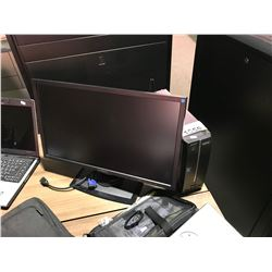 ACER TOWER, INSIGNIA MONITOR, NO HARD DRIVE