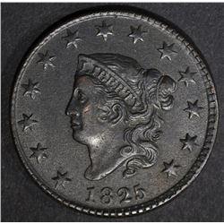 1825 LARGE CENT, AU