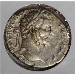193-211 AD SILVER DENARIUS