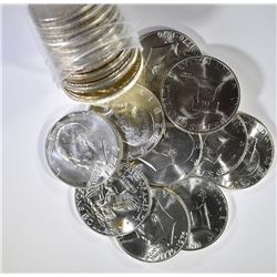 BU SILVER EISENHOWER DOLLARS: SEE DESCRIPTION