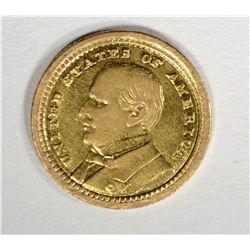 1903 McKINLEY GOLD COMMEM. DOLLAR, AU