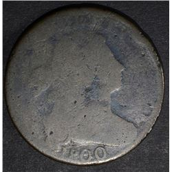 1800 DRAPED BUST LARGE CENT GOOD