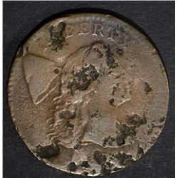 1794 DRAPED BUST LARGE CENT VF