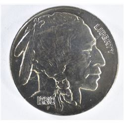1930-S BUFFALO NICKEL  GEM BU