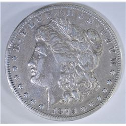 1879-CC MORGAN DOLLAR  XF+  KEY