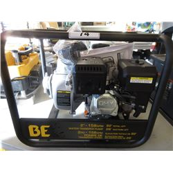 """BE 2"""" 158 GPM WATER TRANSFER PUMP (82' LIFT - 26' SUCTION LIFT)"""