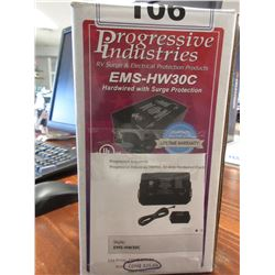 PROGRESSIVE INDUSTRIES EMS-HW30C HARDWIRED WITH SURGE PROTECTOR