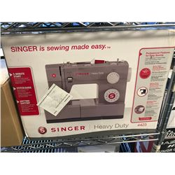 SINGER HEAVY DUTY SEWING MACHINE MODEL 4423