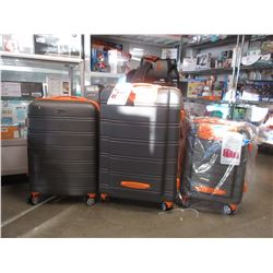 ROCKLAND 3 PC MELBOURNE COLLECTION TRAVEL LUGGAGE CASES
