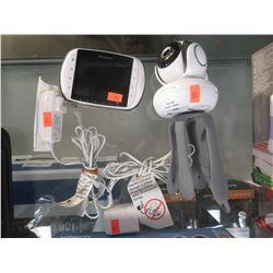 MOTOROLA BABY MONITOR SYSTEM MODEL MBP365BU