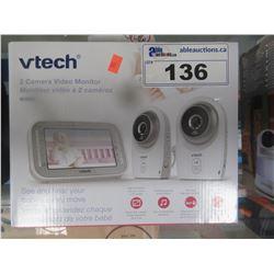 VTECH 2 CAMERA VIDEO MONITOR MODEL VM341-2