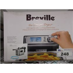 BREVILLE 4 QUART SMART FRYER