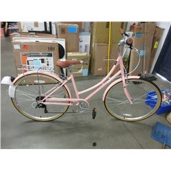 NEW WOMENS PINK CRITICAL BIKE