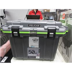 PELICAN 50 QUART ELITE COOLER