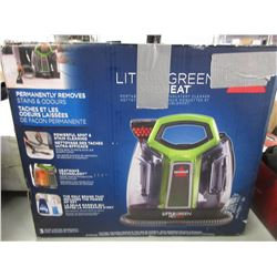 BISSELL LITTLE GREEN PROHEAT MACHINE