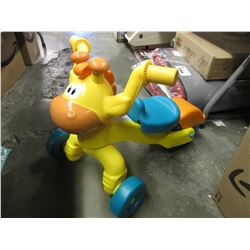 CHILDS RIDE ON TOY